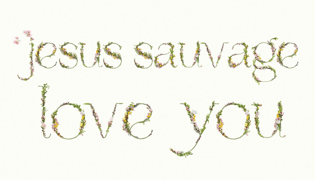 Blossomtype_Loveyou_jesussauvage