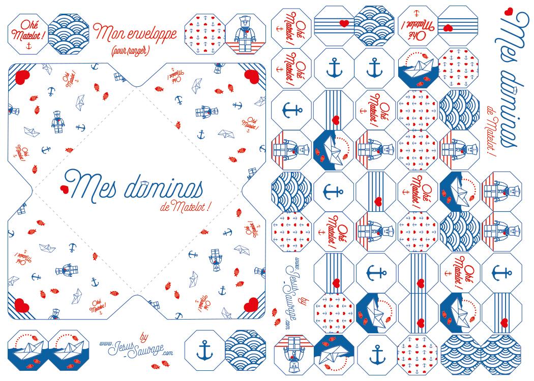 Dominos_Template_Freeprintable_JesusSauvage