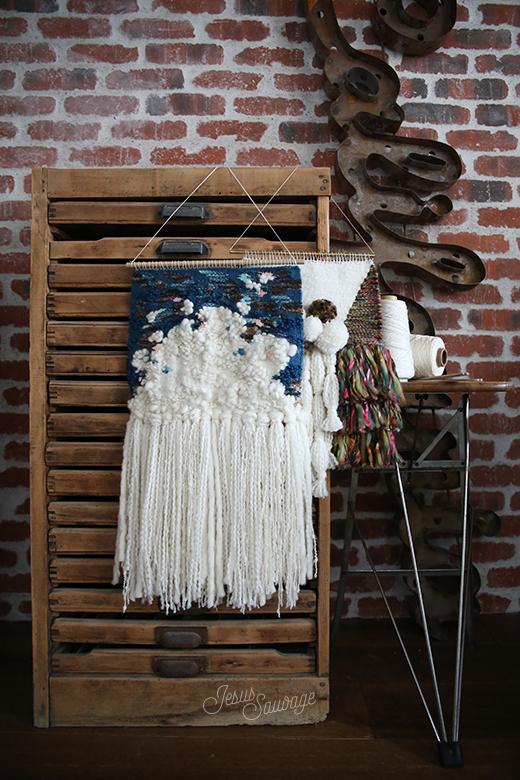 ninejune le blog weaving. Black Bedroom Furniture Sets. Home Design Ideas