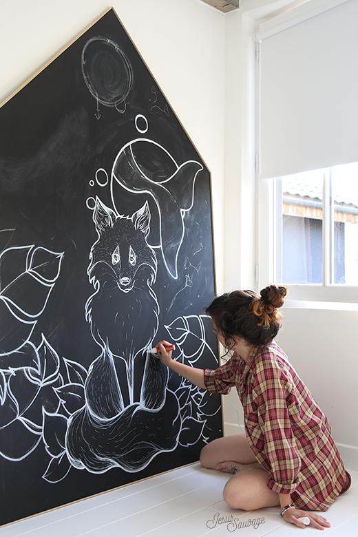 Babys_room_JesusSauvage_Chalkboard_EmilieVasset